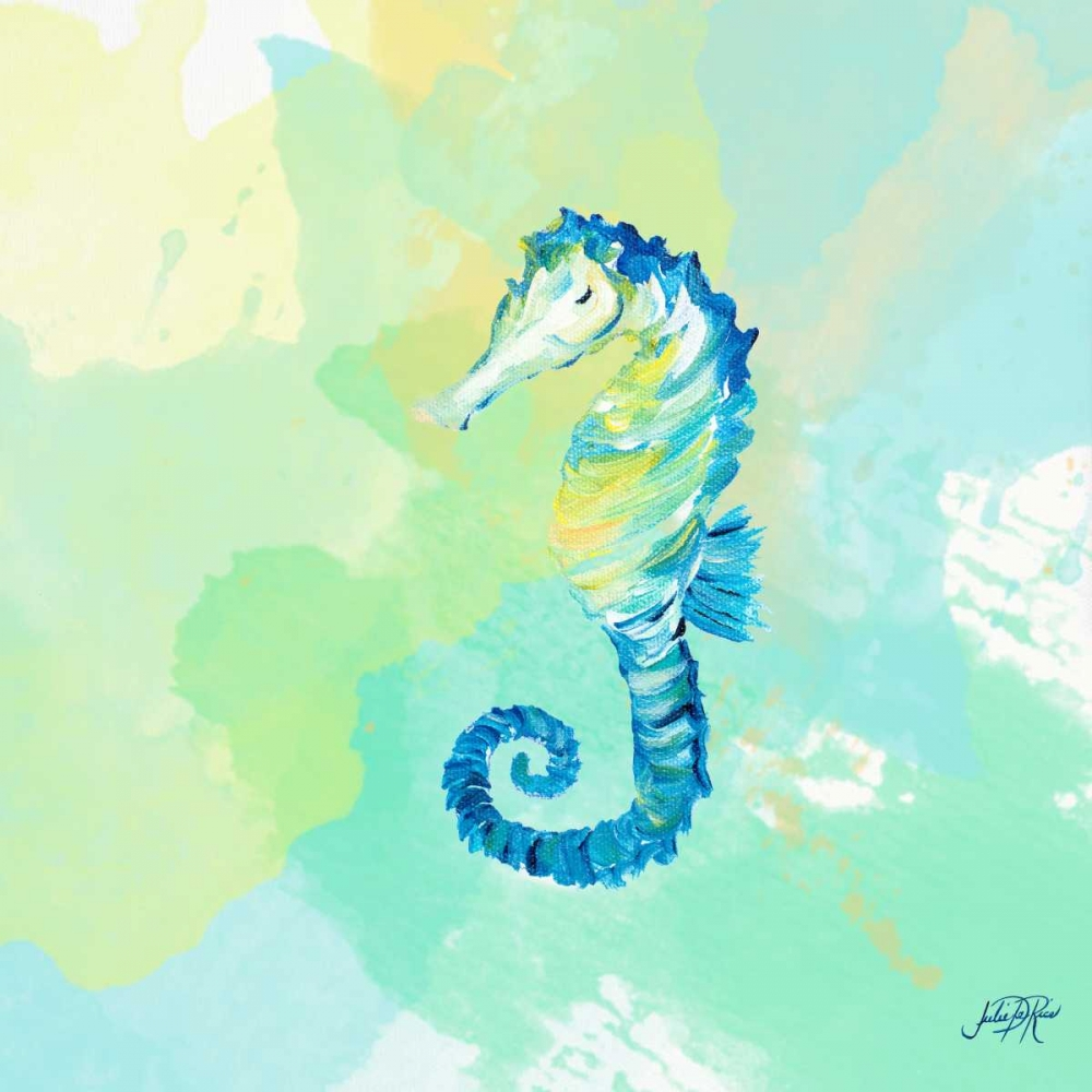 Watercolor Sea Creatures IV DeRice, Julie 122144