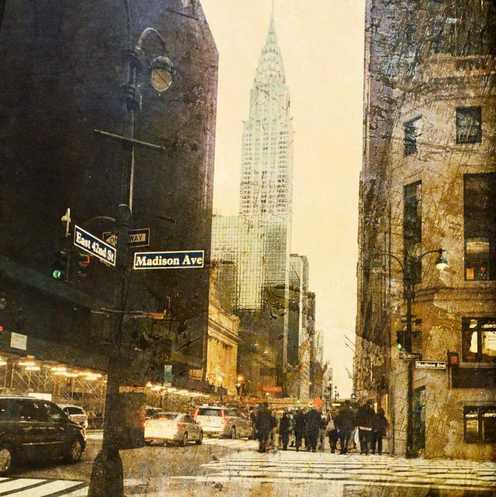 New York Streets Acosta 122449