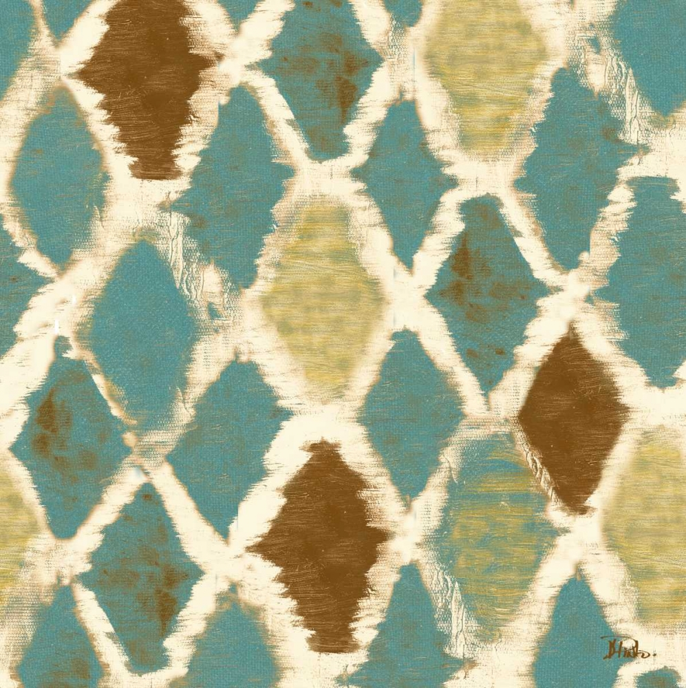 Teal Thatch I Pinto, Patricia 122521