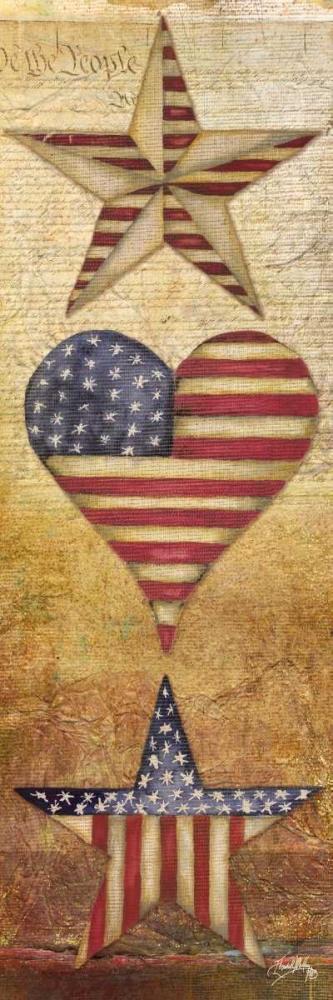 America Stars I Medley, Elizabeth 122715