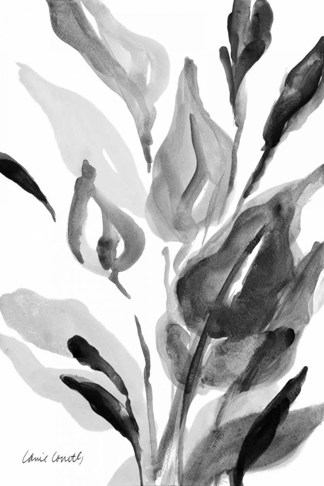 Dark Florals Vertical Loreth, Lanie 122826