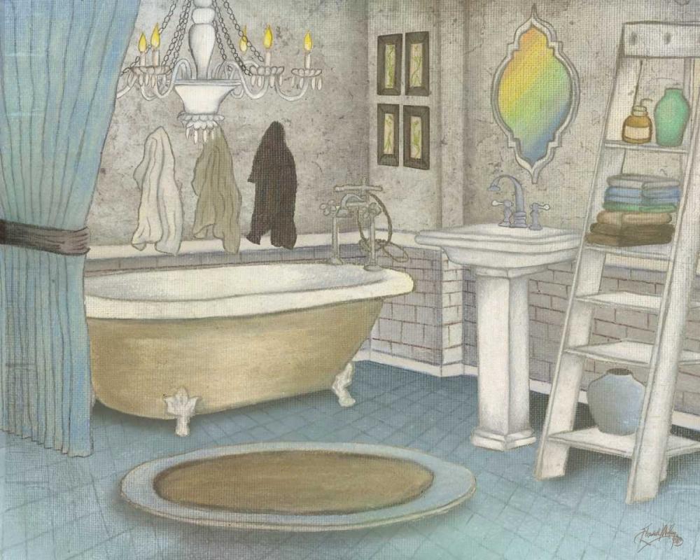 Pastel Bath II Medley, Elizabeth 122846