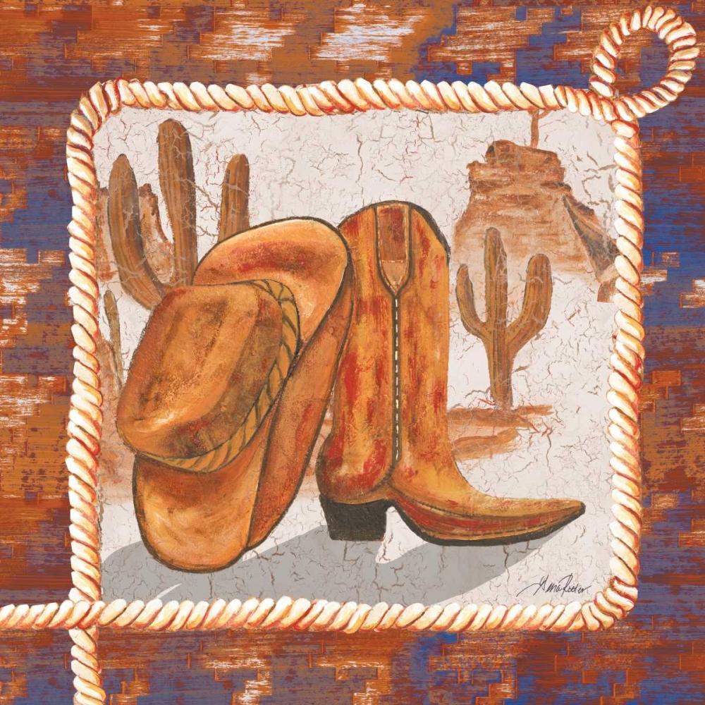 Western Art I Ritter, Gina 123032