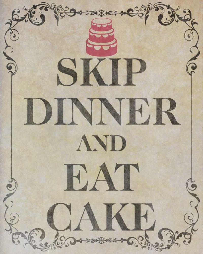 Eat Cake I SD Graphics Studio 123158