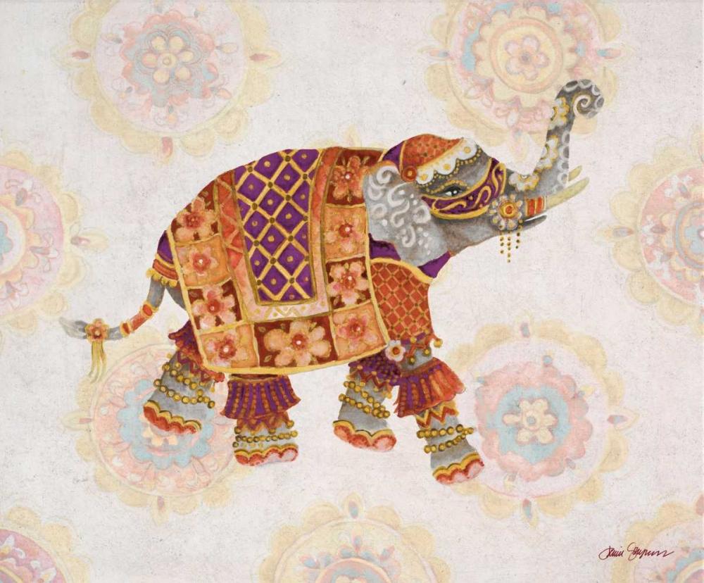 Pink Elephant I Gaynor, Janice 123233