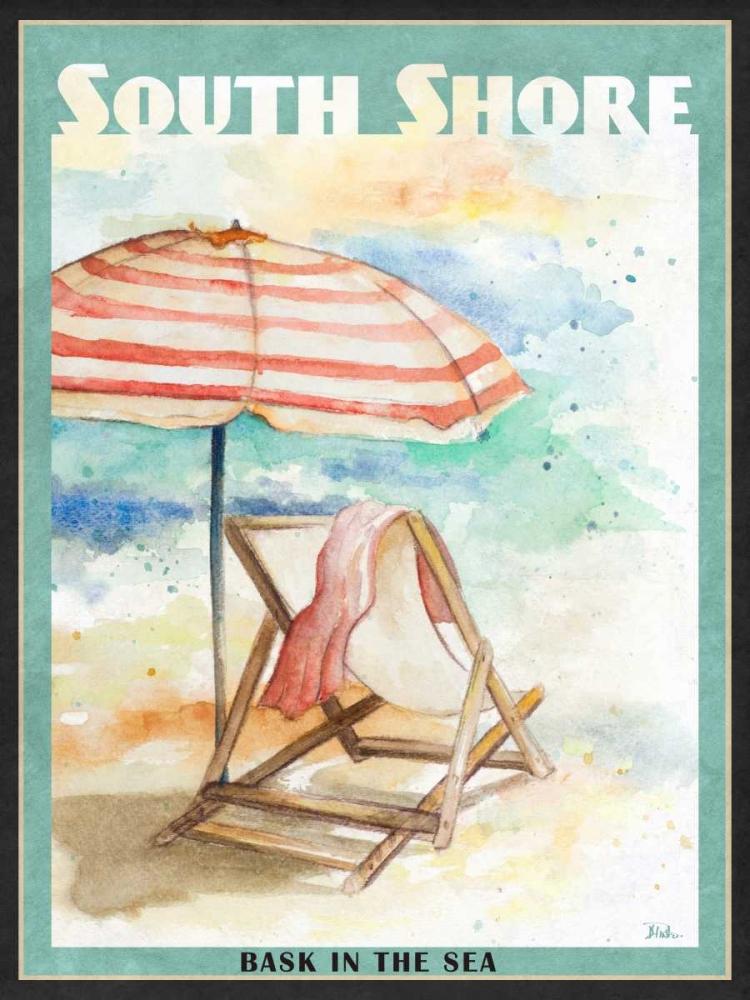 Shore Poster I Pinto, Patricia 123383