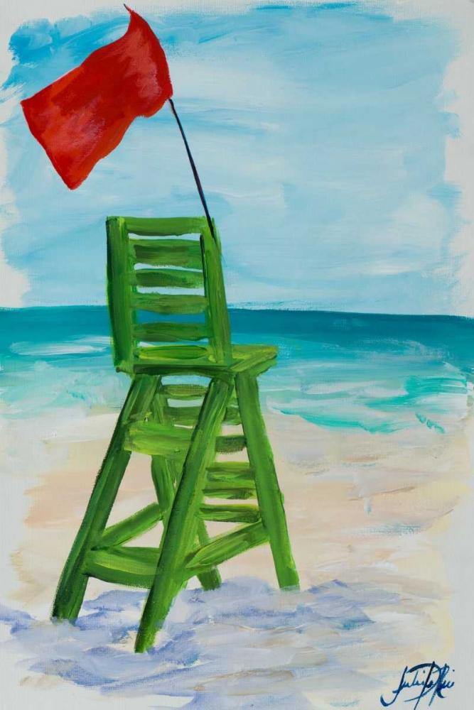 Lifeguard Post II DeRice, Julie 159306