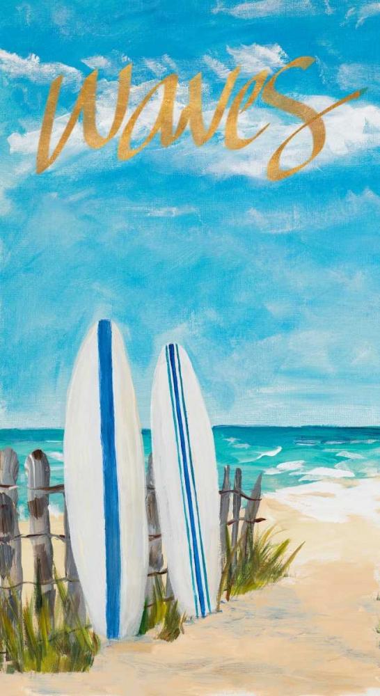 Waves and Surf DeRice, Julie 159828