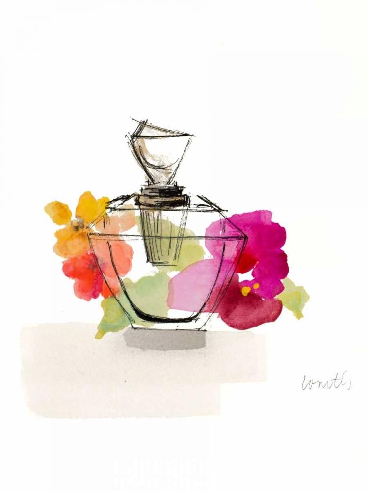 Crystal Watercolor Perfume II Loreth, Lanie 123857
