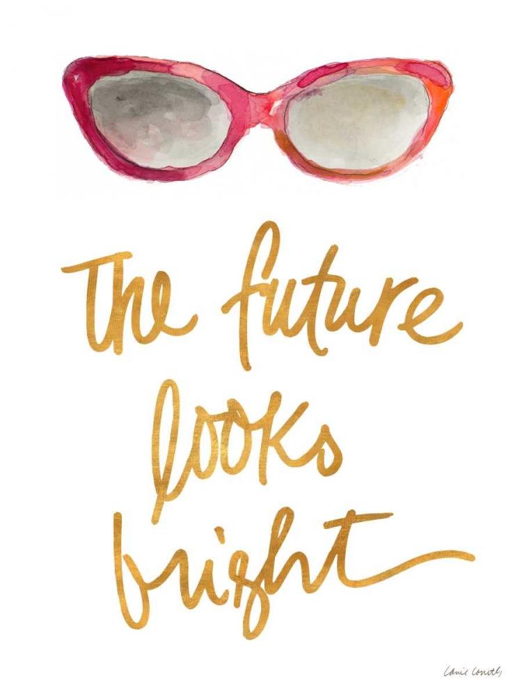 Bright Future Shades Red Loreth, Lanie 160162