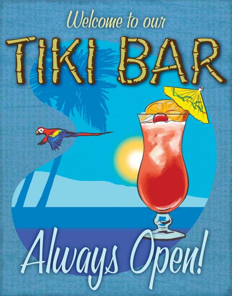 Tiki Bar Always Open A Fresh Bunch 159765