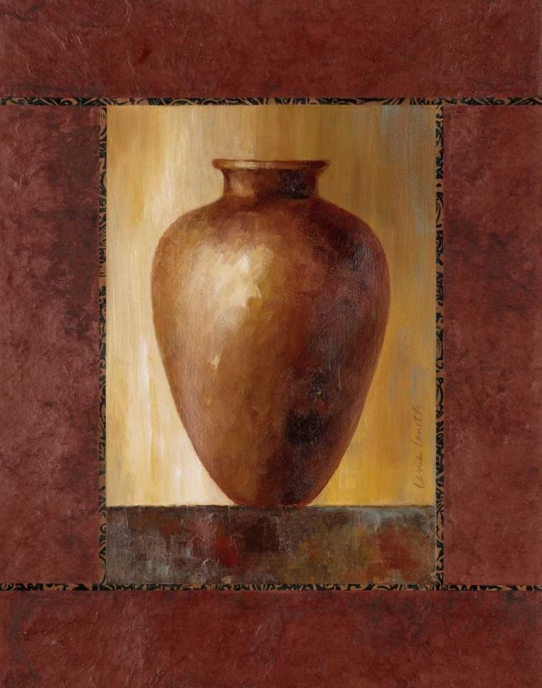 Mahogany Pottery Vase Loreth, Lanie 32489
