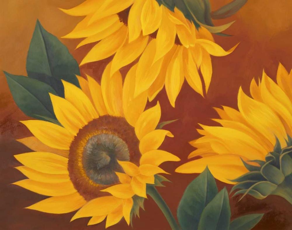 Sunflowers II Rhyan, Vivien 15215