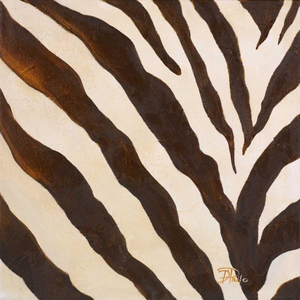Contemporary Zebra III Pinto, Patricia 23479
