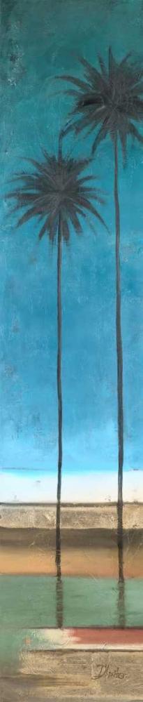 Thin Palms I - In Coastal Colors Pinto, Patricia 23517