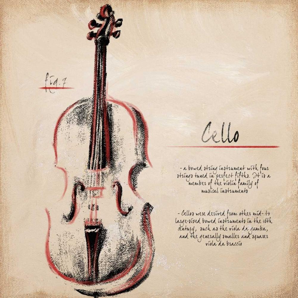 Cello Hakimipour-Ritter 51896