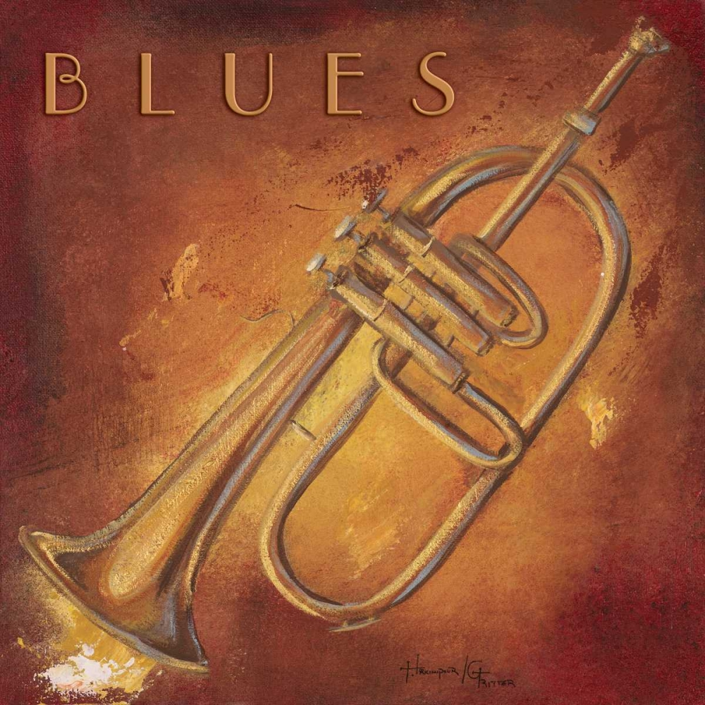 Blues Hakimipour-Ritter 23542