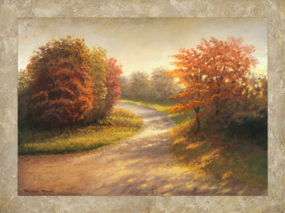 Autumn Lane I Marcon, Michael 51303