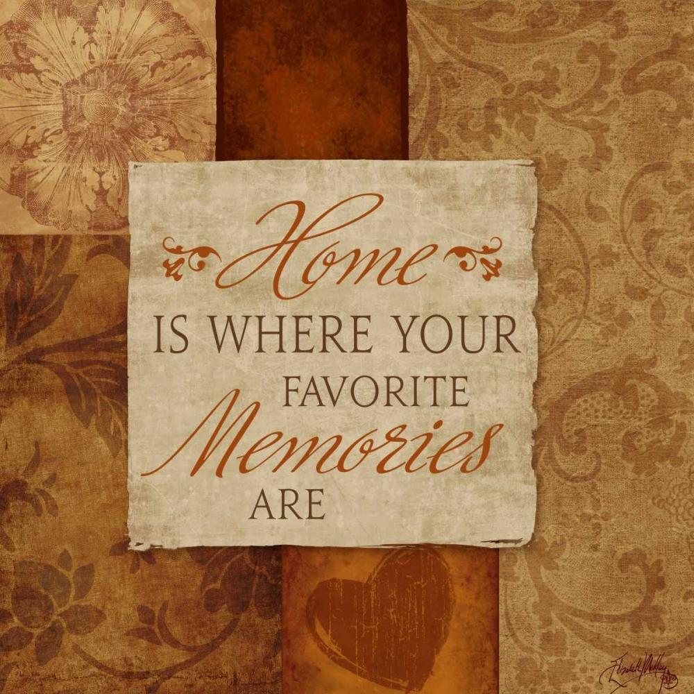 Favorite Memories Medley, Elizabeth 51134