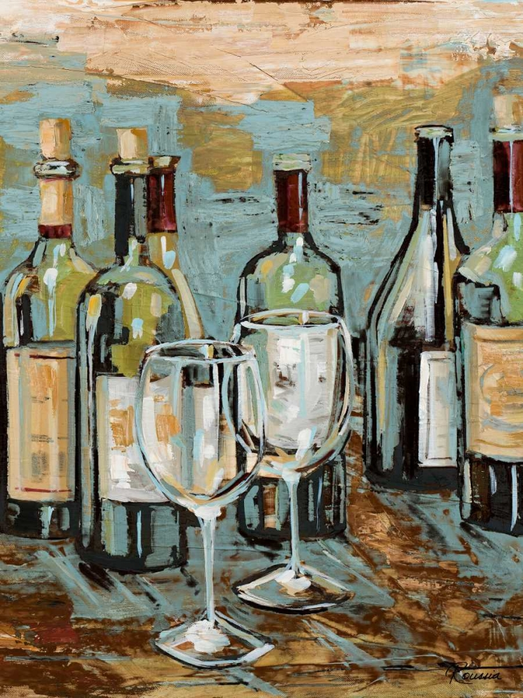 Wine II French-Roussia, Heather A. 15433