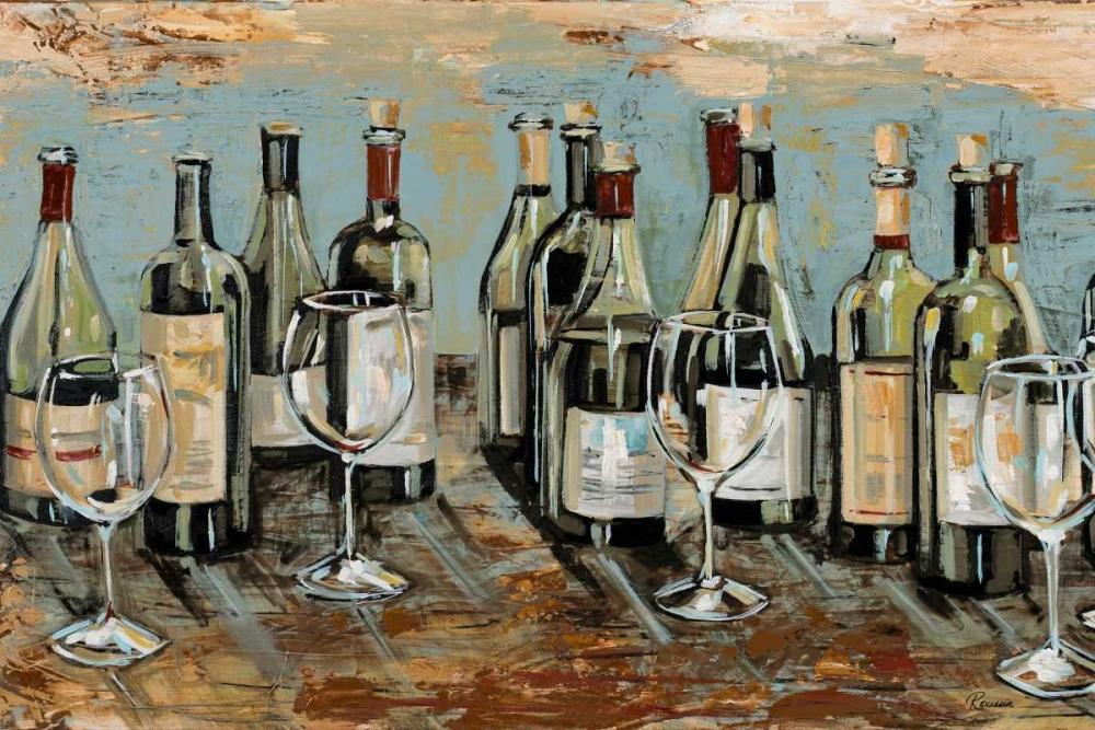 Wine Bar II French-Roussia, Heather A. 15434