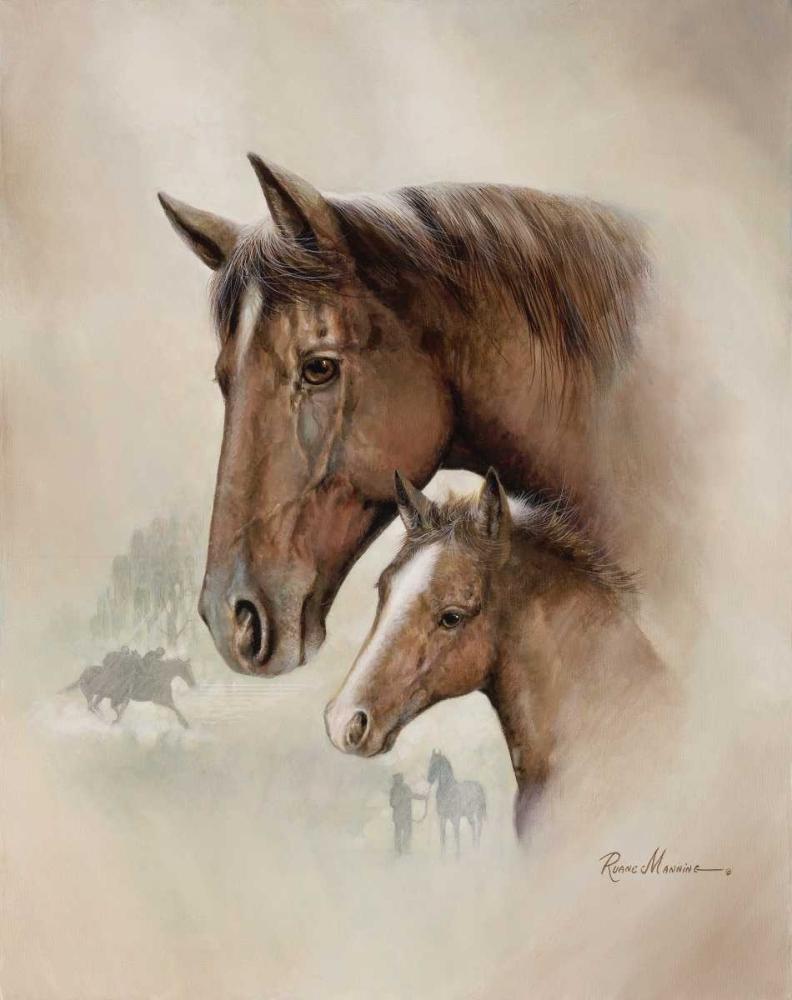Race Horse I Manning, Ruane 51791