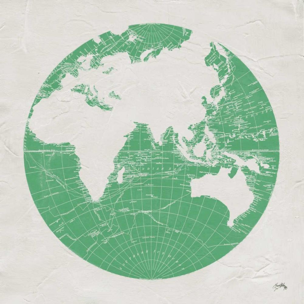 Green Globe II Medley, Elizabeth 47561