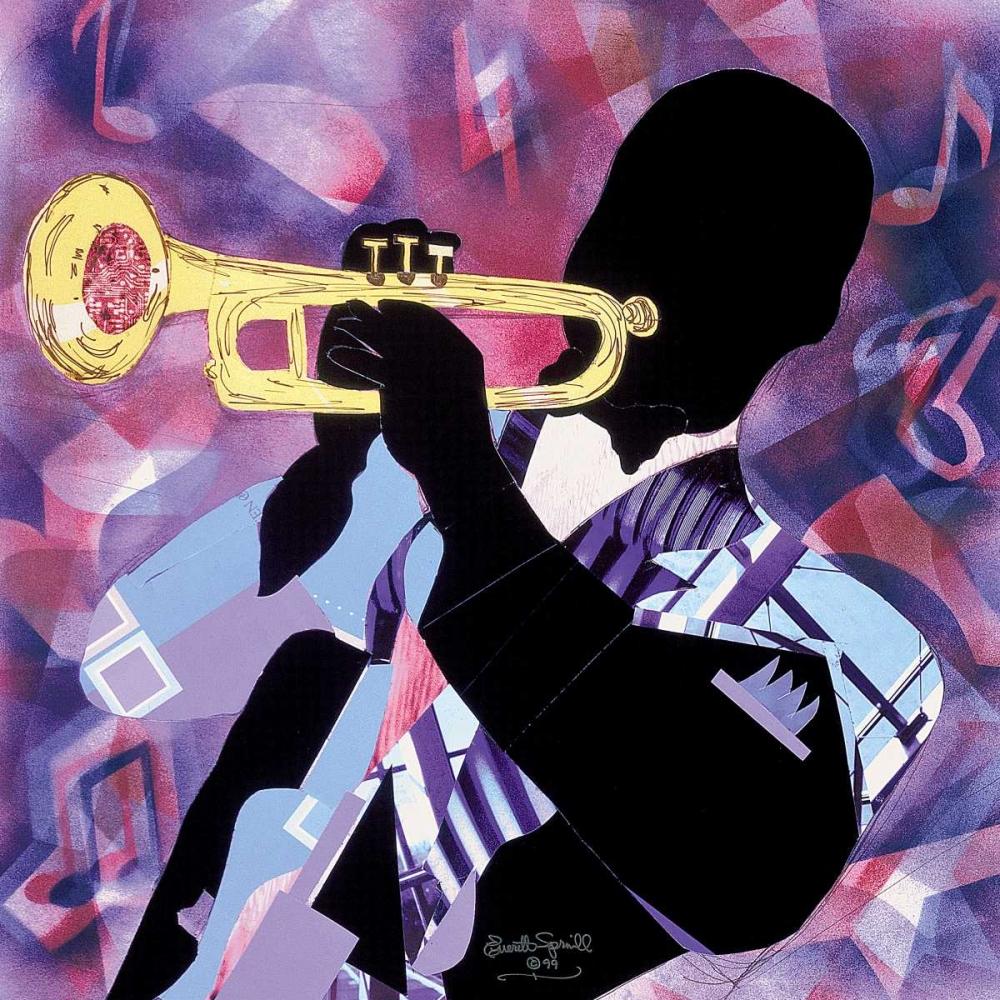 Trumpet Jazz Spruill, Everett 47657