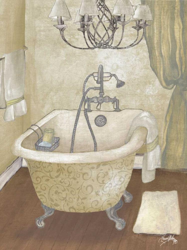 Guest Bathroom I Medley, Elizabeth 51904