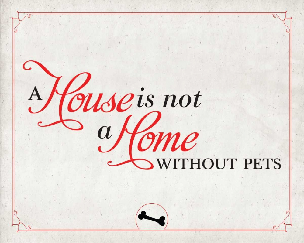 Home without Pets SD Graphics Studio 51171