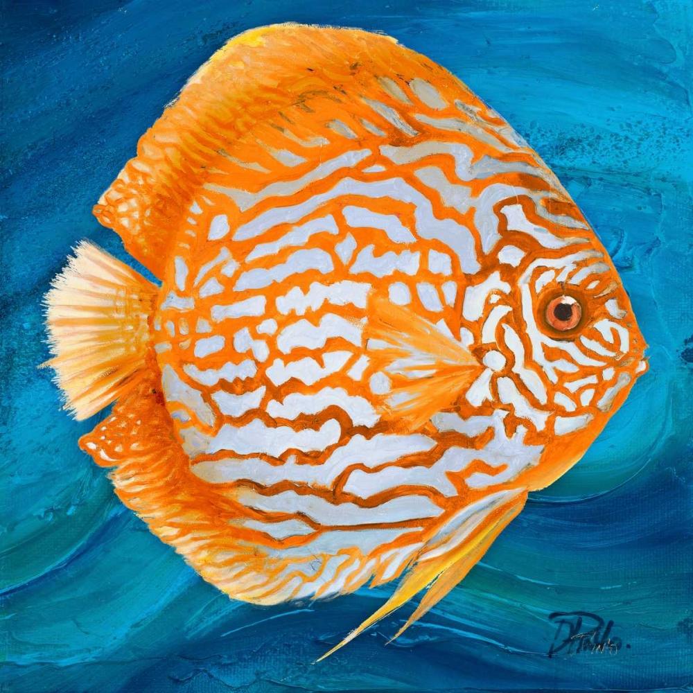 Vibrant Sea Life II Pinto, Patricia 24179