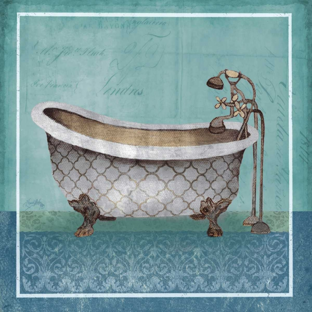 Regal Blue Tub I Medley, Elizabeth 47259
