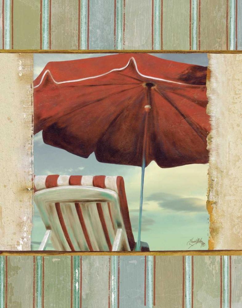 Chaise de Plage I Medley, Elizabeth 24188