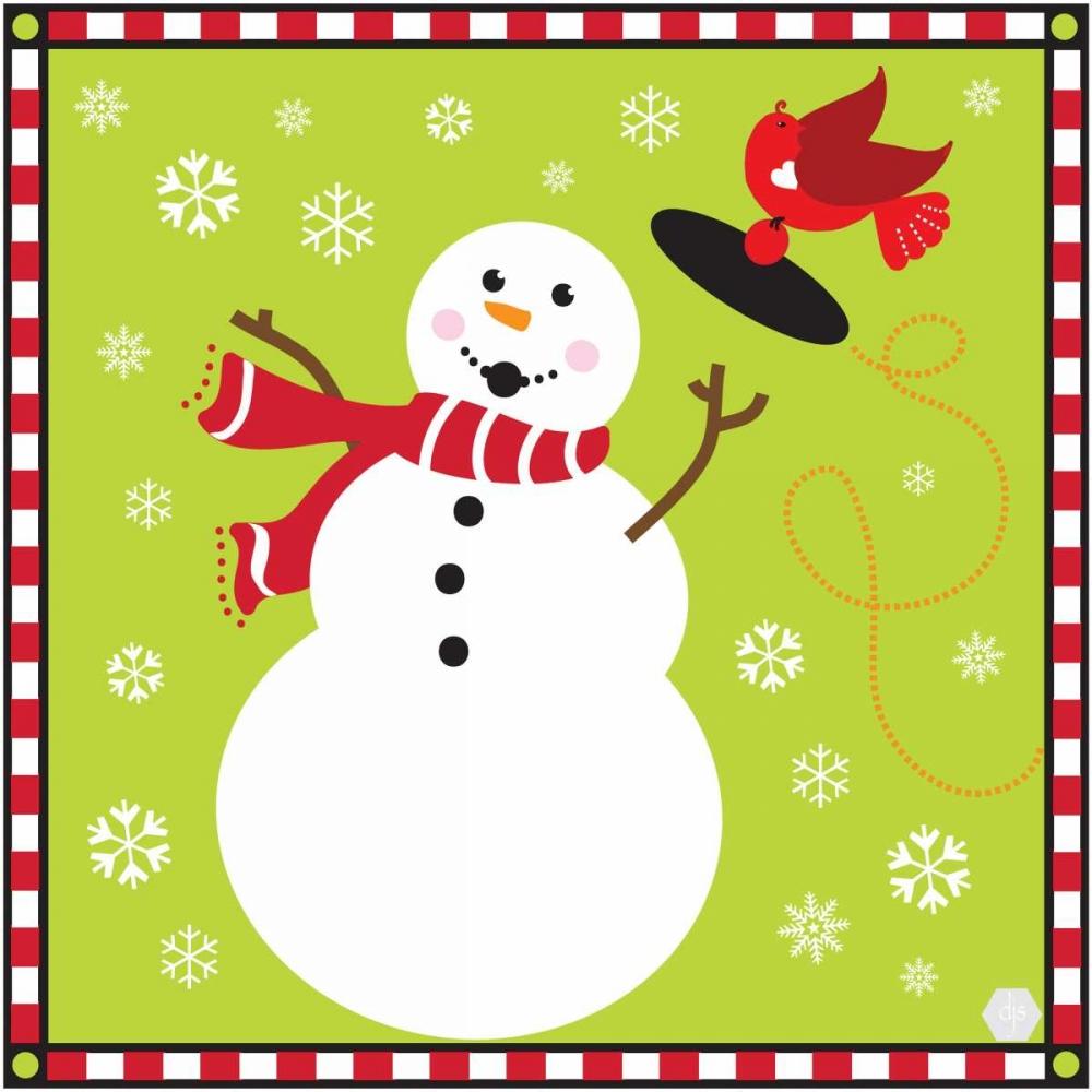 Snowman I Slade, Donna 51883