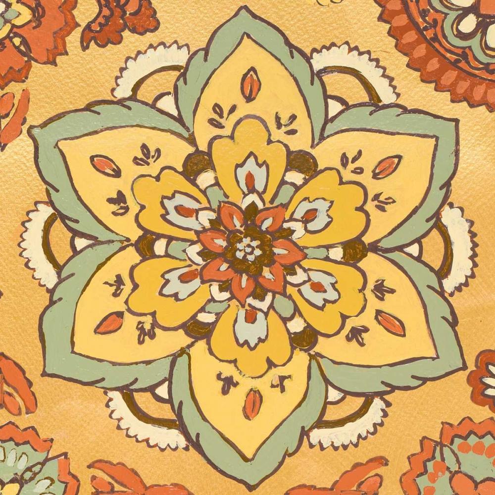 Persian Floral VI Loreth, Lanie 27895