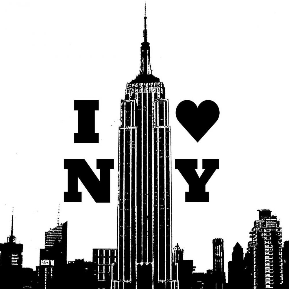 I Heart NY Border Navas, Emily 47411