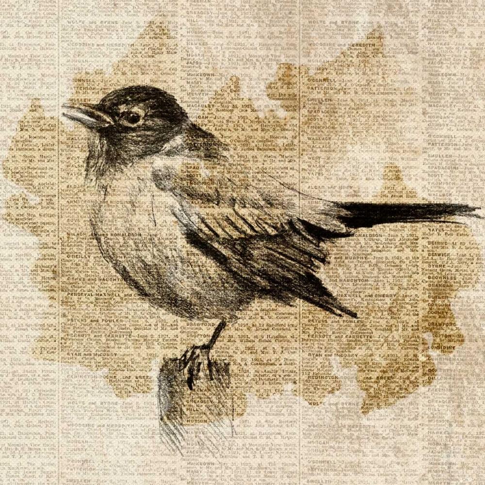 Bird Study II Loreth, Lanie 52257