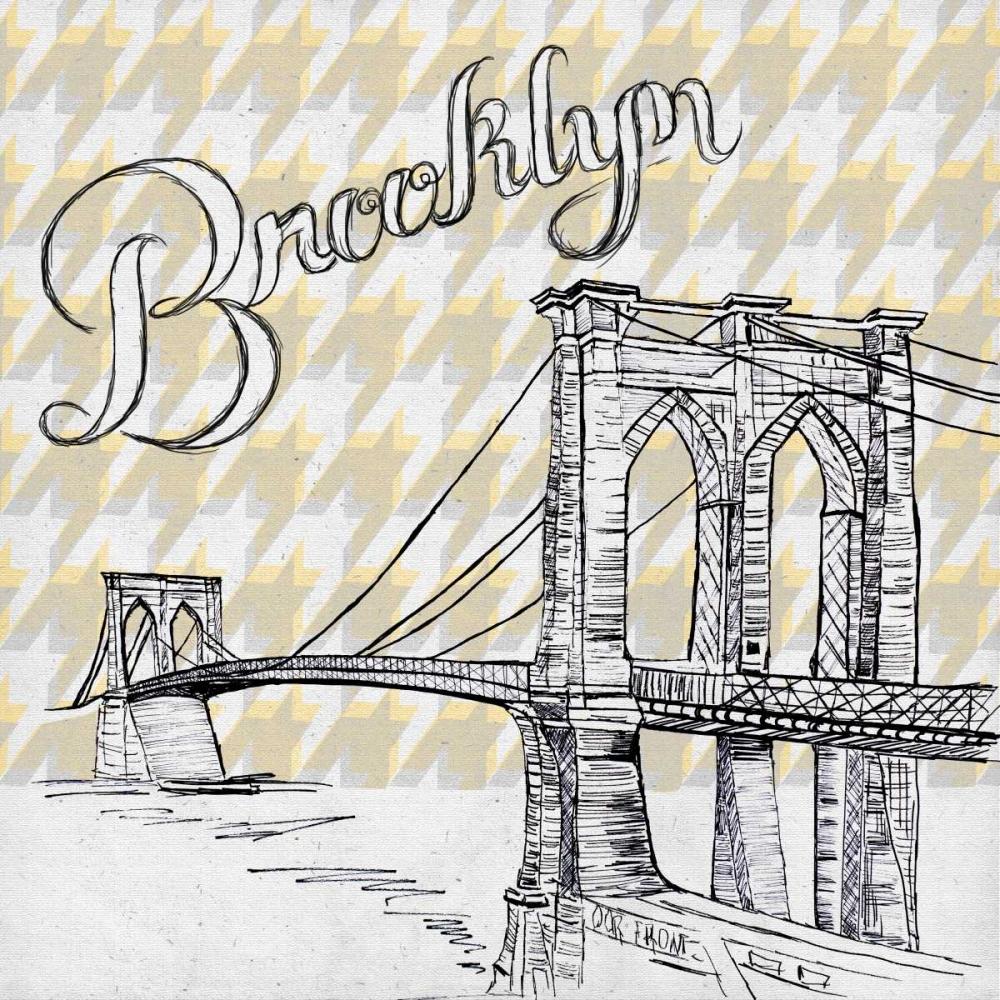 Textile Brooklyn Ritter, Gina 52034