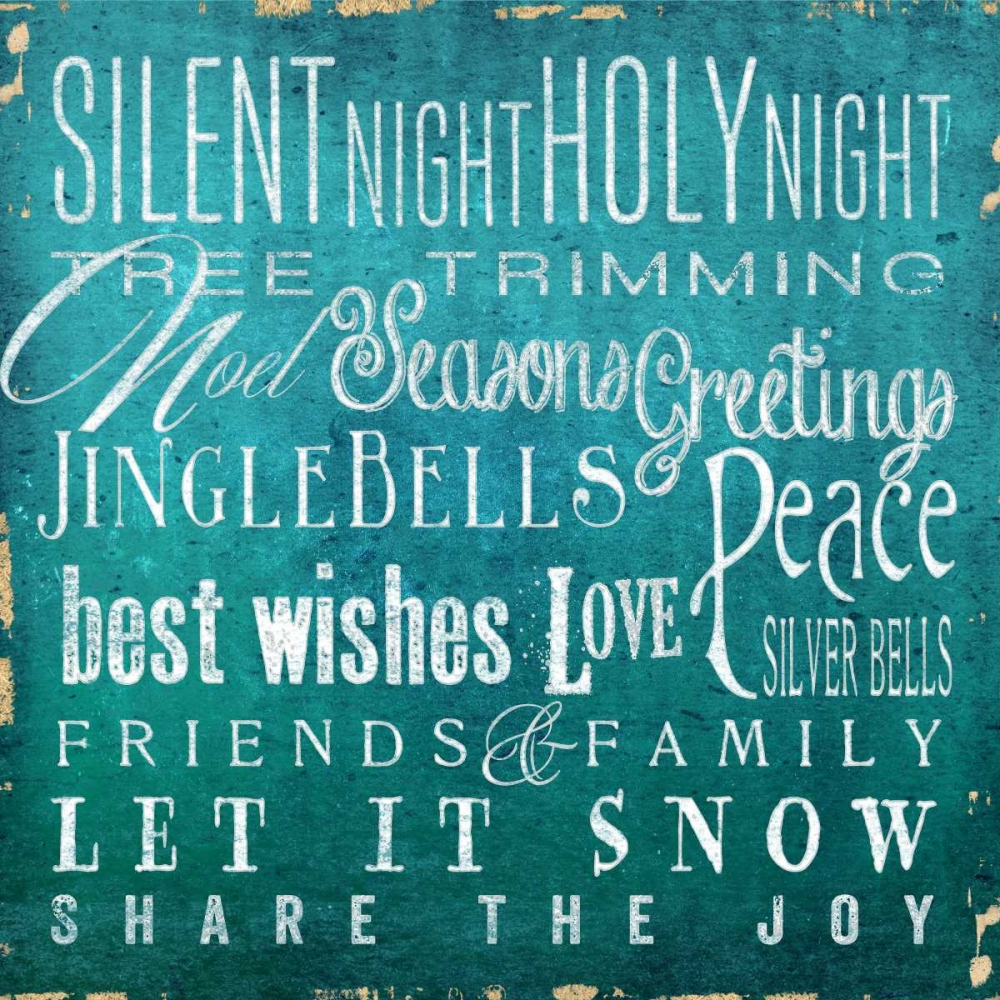 Holiday Type I Medley, Elizabeth 51874