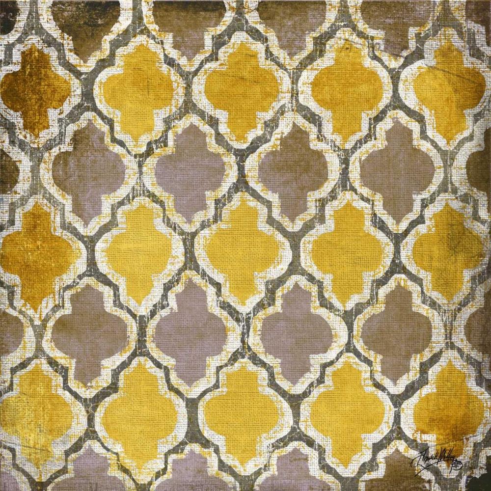 Yellow and Gray Modele II Medley, Elizabeth 124155