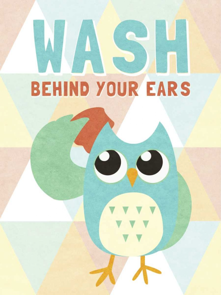 Wash behind your Ears Studio, Sd Graphics 31954