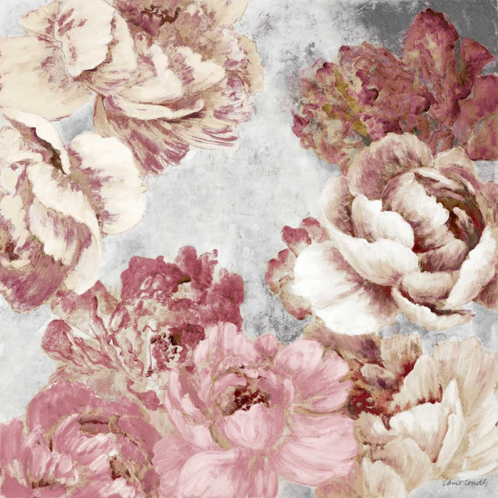 Florals in Pink and Cream Loreth, Lanie 74541
