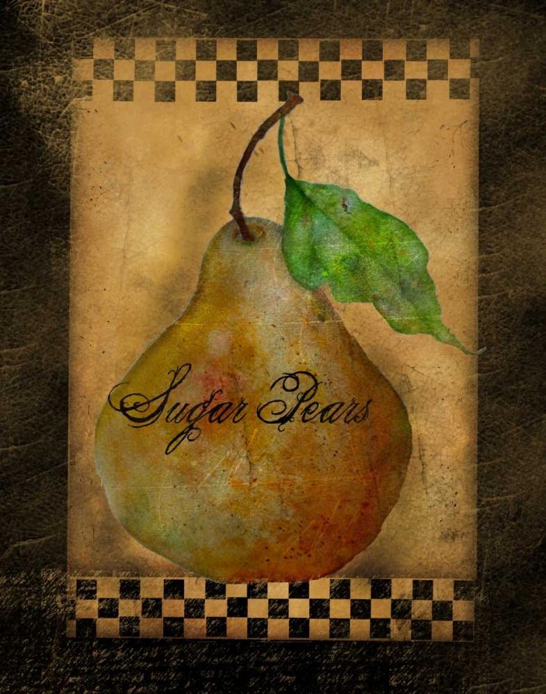 Sugar Pears Albert, Beth 37142