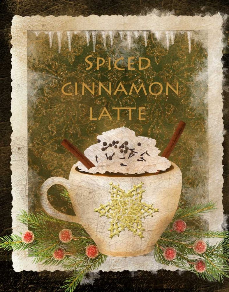 Spiced Cinnamon Latte Albert, Beth 37144