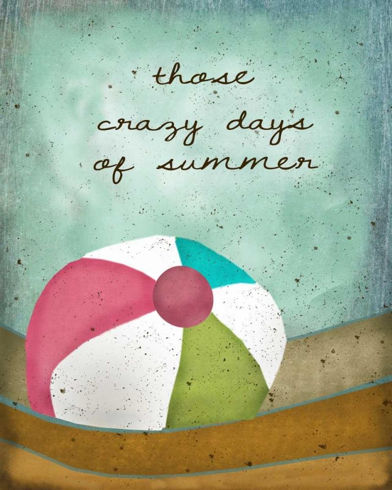 Crazy Days of Summer Albert, Beth 37146
