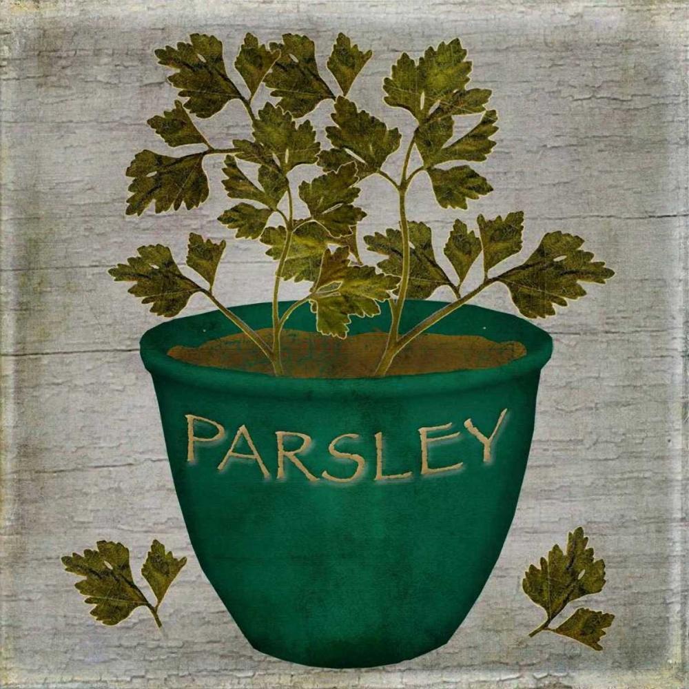 Herb Parsley Albert, Beth 37156