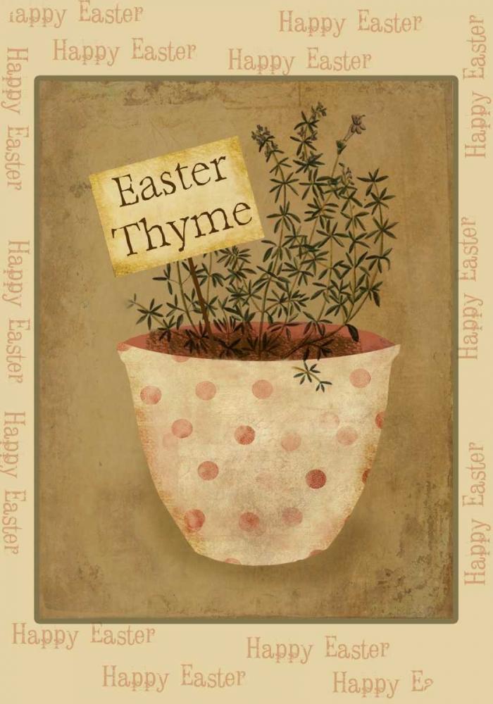 Easter Thyme Albert, Beth 37102