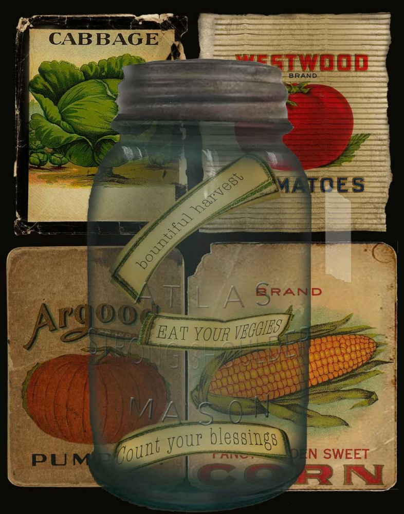 Kitchen Jar Albert, Beth 37123