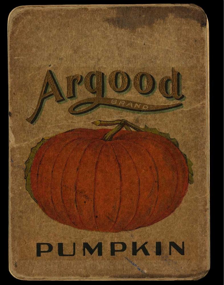 Vintage Pumpkin Albert, Beth 37128