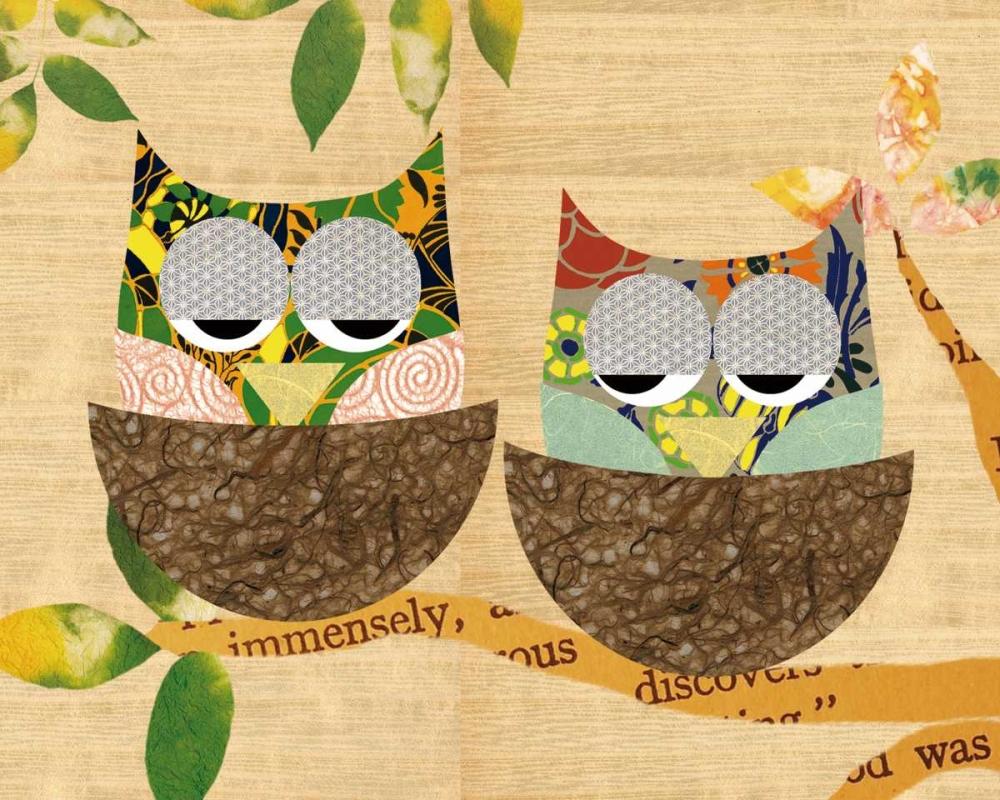 Tree Owls Schoen, Claudia 67294